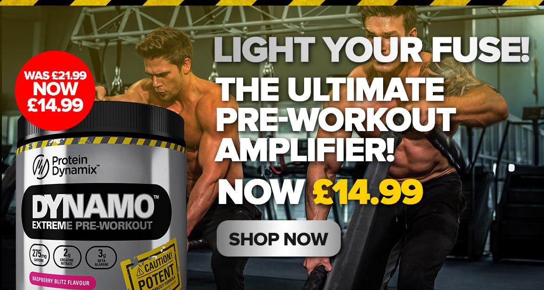 Dynamo now £14.99