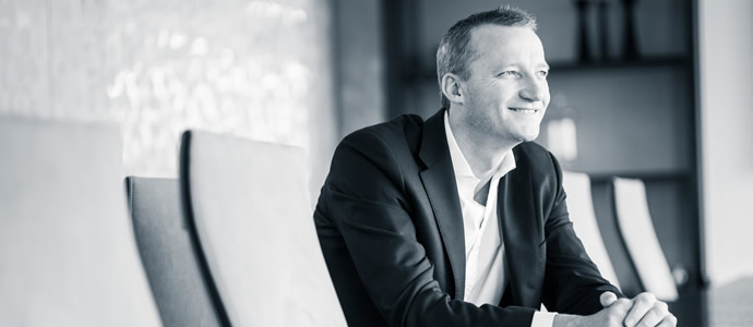 Mutuo's CEO Peter Hunt
