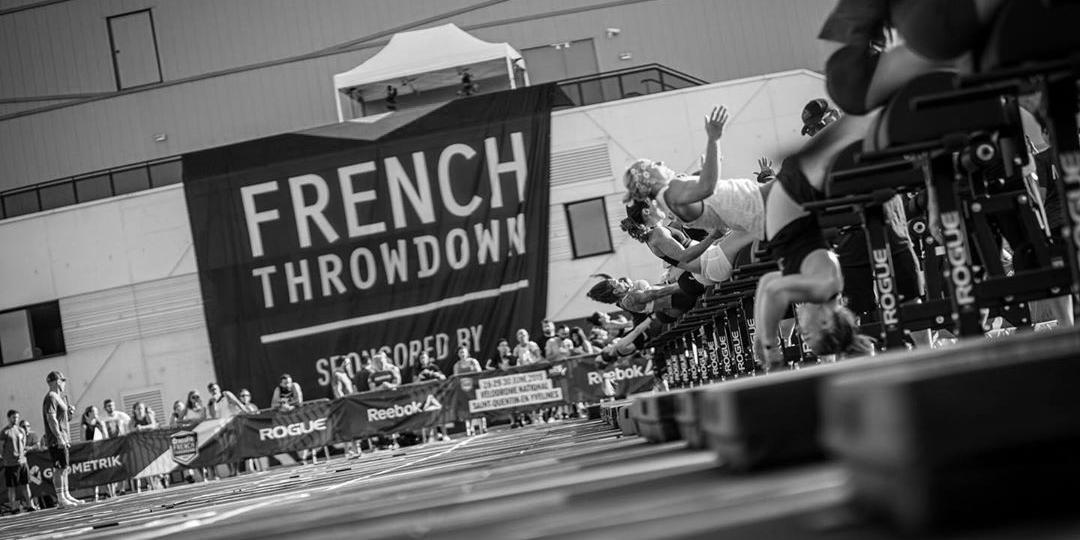 The CrossFit French Throwdown Postponed until 2021