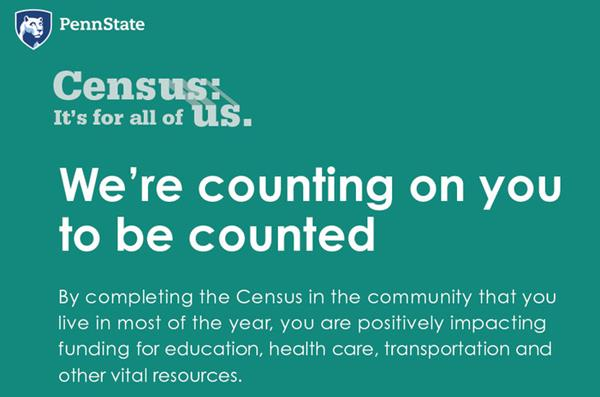 Census: It's for all of us.