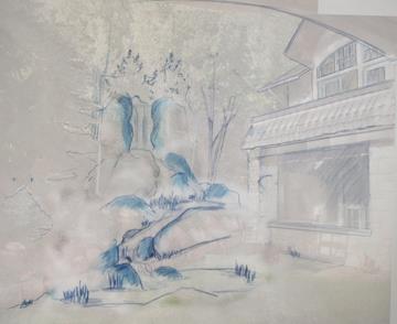 Garden Sketch #2