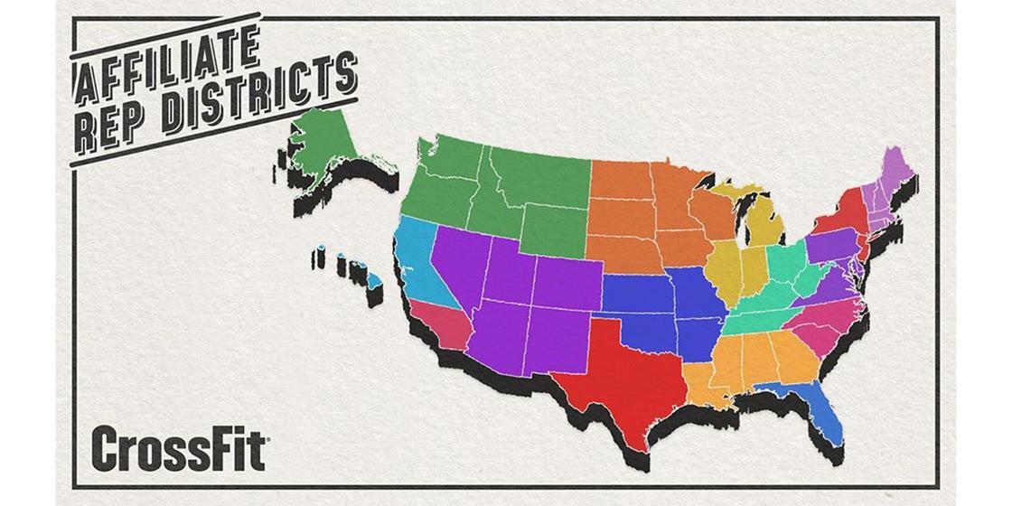 CrossFit Inc. Announces Regional Affiliate Representatives in the United States