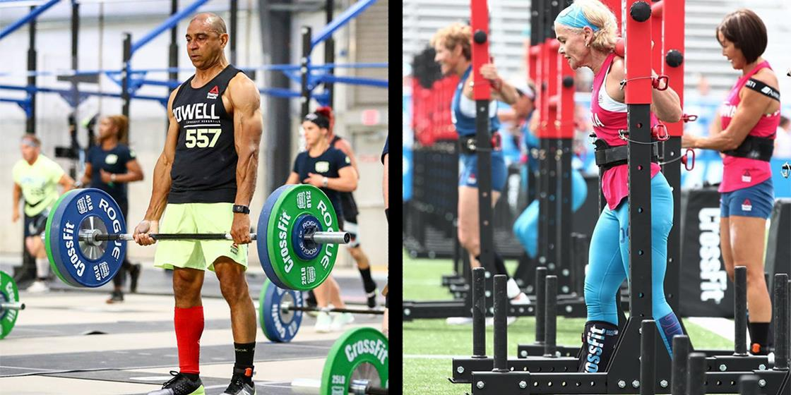 2020 CrossFit Games Age Group Preview: Men and Women Ages 60+