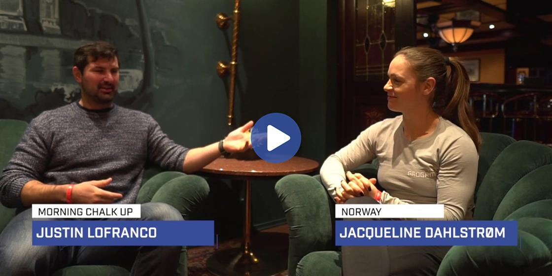 VIDEO: Jacqueline Dahlstrøm: Ready to Take on Sanctionals Season