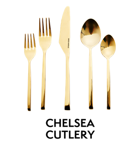 Chelsea Gold Cutlery