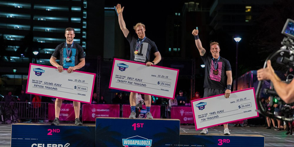 Athletes Call for More Standardized Prize Payouts