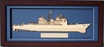 Ticonderoga Class Crusiers