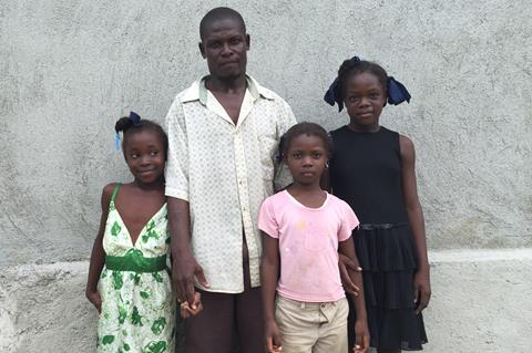 Enoch and family