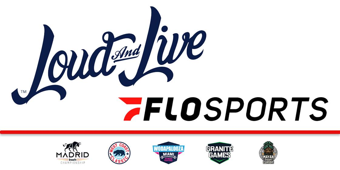 FloSports + Loud and Live