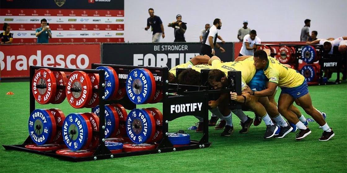 New and Redo Events at the Brazil CrossFit Championship