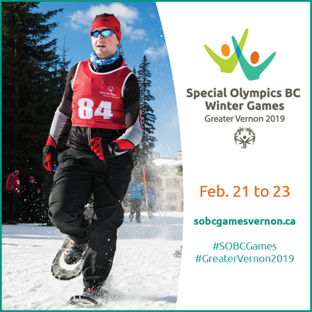 2019 Special Olympics BC Winter Games