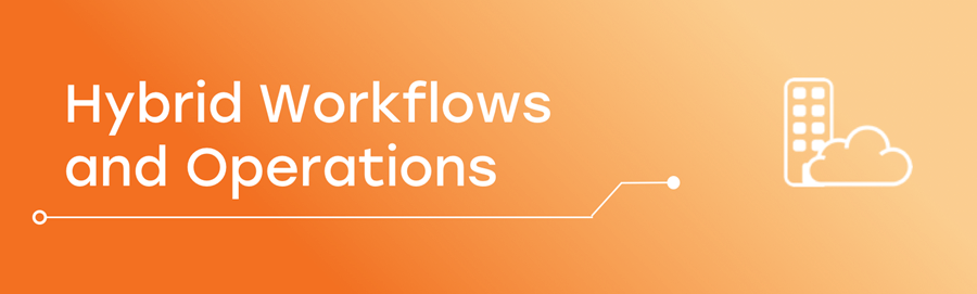 Hybrid Workflows and Operations