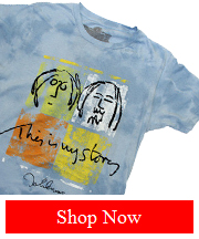 Tribut - Lennon This is My Story tee