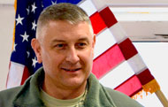 Sgt. Maj. of the Army Raymond Chandler