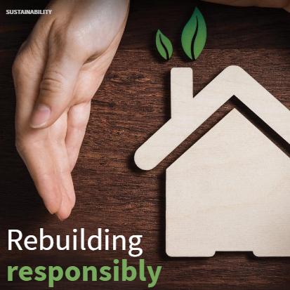 Rebuilding Responsibly