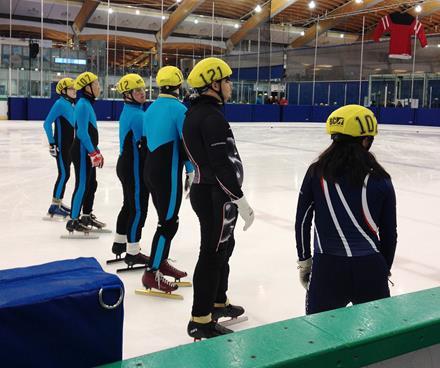 SOBC - Victoria speed skating