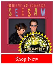 Beth Hart & Joe Bonamassa 'Seesaw' CD