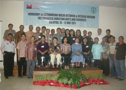 Integral Mission Conversation in Indonesia