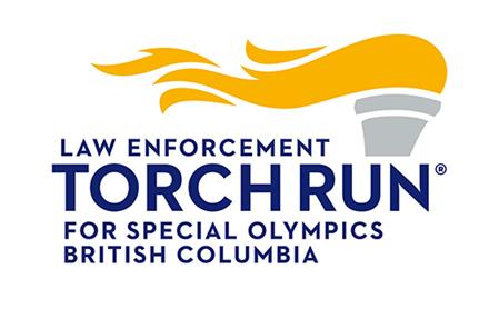 BC Law Enforcement Torch Run for Special Olympics