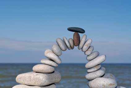 teamwork stones