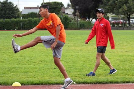 SOBC Athletics Performance Camp Sept 2016