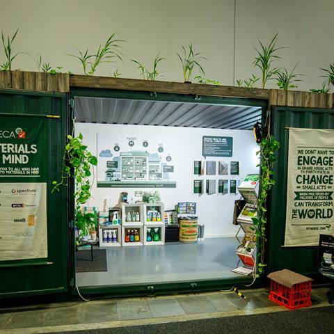 GECA at Sydney Home Show - Eco Town 2021