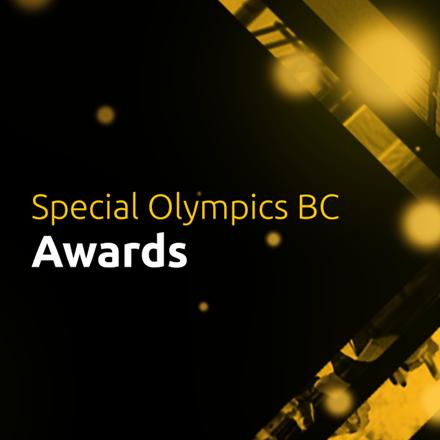Special Olympics BC 2020 Awards