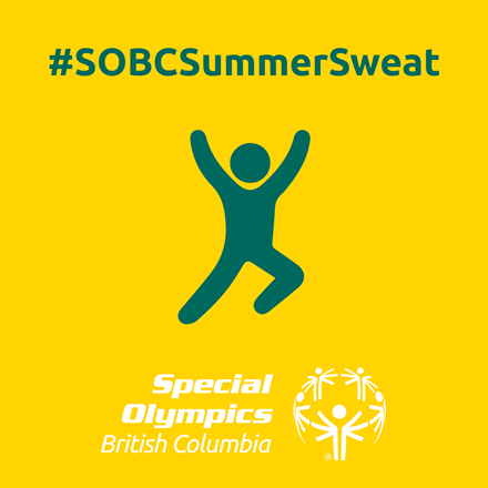 Special Olympics BC Summer Sweat icon