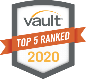 Vault Top Ranked 2020
