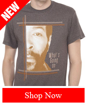 Tribut Apparel - MARVIN GAYE - WHAT'S GOING ON (MEN)