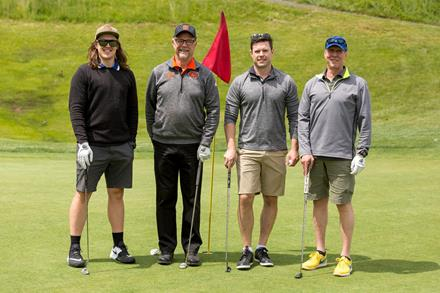 Metro Vancouver Transit Police Charity Golf Tournament