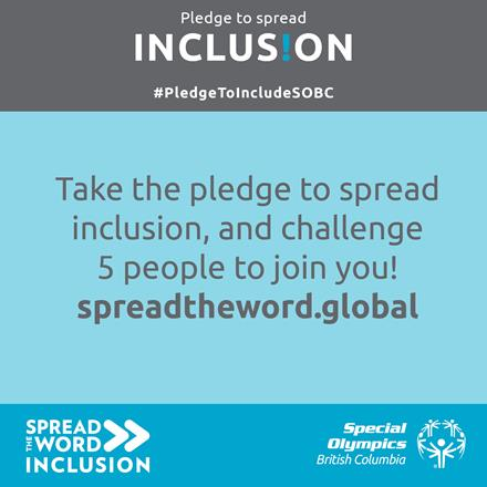 Spread the Word>>Inclusion challenge