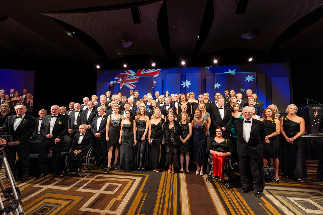 Nominate a Sporting Great into SAHOF