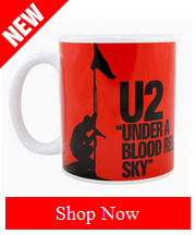 Tribut - U2 - Under a Blood Red Sky tee