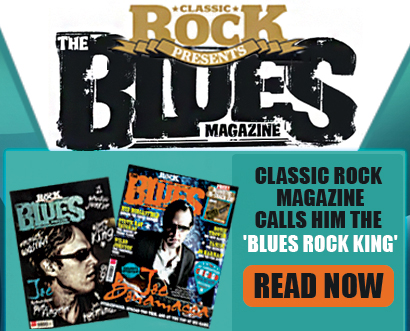 Classic Rock Presents The Blues. Read Now