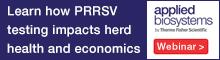 Thermo Fisher - PRRSV Screening Alternatives Webinar