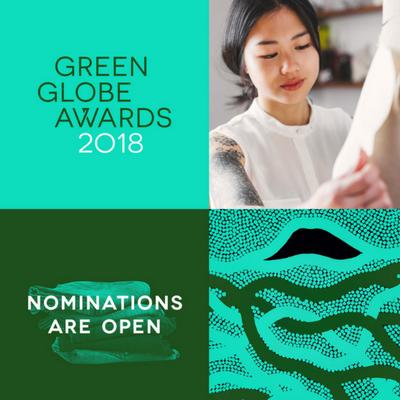 Green Globe Awards 2018
