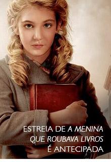 Estreia de A menina que roubava livros é antecipada