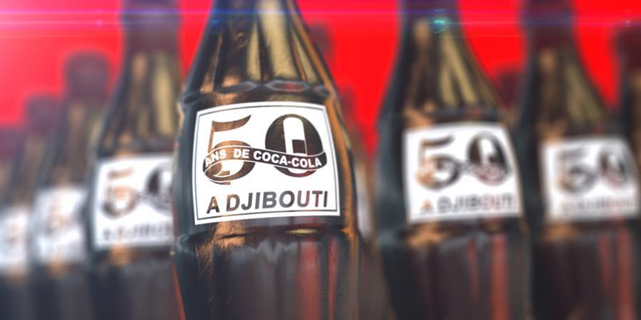 Accès à la page Coca-Cola Djibouti
