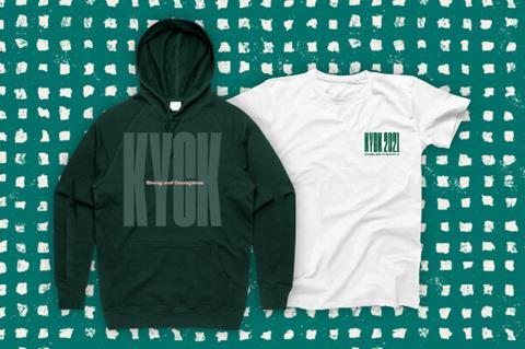 KYCK Hoodie and T-Shirt
