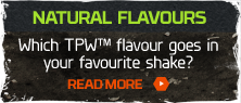 Which Natural Flavour should you choose?