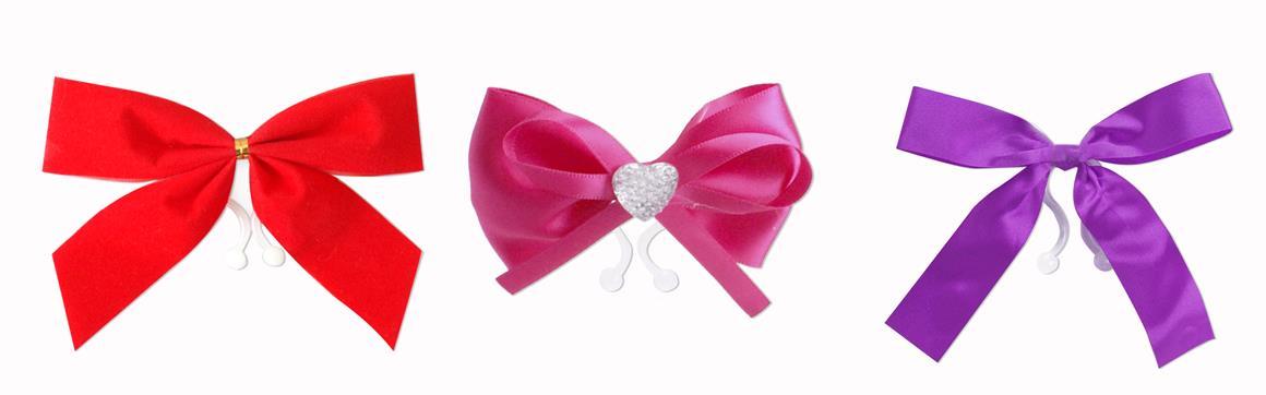 Clip bows