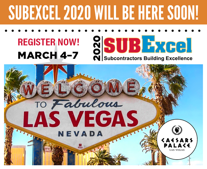 SubExcel 2020 Will Be Here Soon!