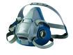 3M 6500 Series Rugged Comfort half facepiece reusable respirator