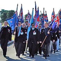 New Zealand Vietnam Veterans Day service in Auckland, 2011