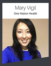Mary Vigil — One Nation Health