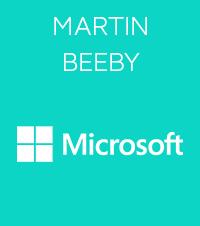 Martin Beeby - Microsoft